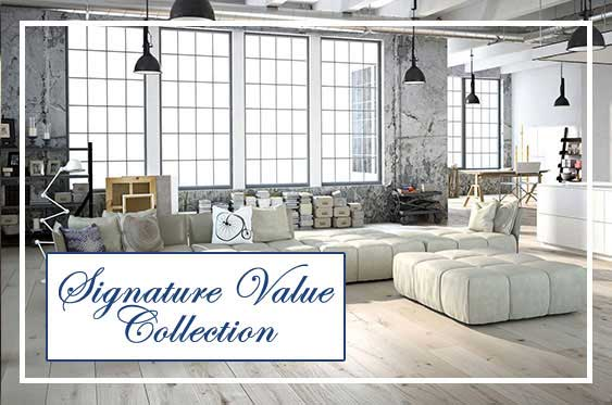 Signature Value Collection